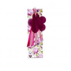 """Vivid Flowers Collection"" bookmark by Atea"