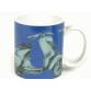 Ceramic Mug, Vespa Collection by Forme